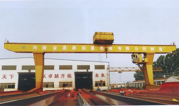 武汉L型门式起重机(MDG型)