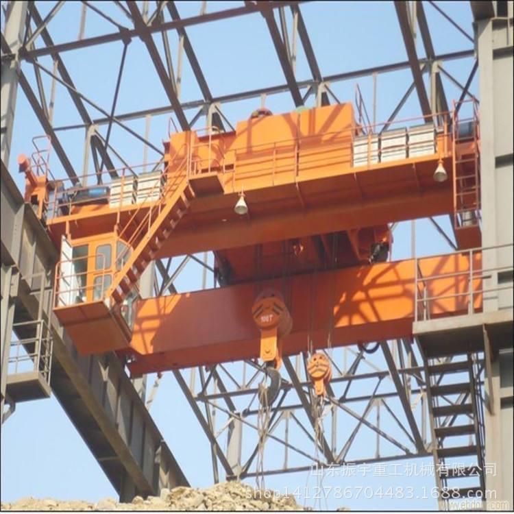 嘉兴QD型双梁桥式吊钩起重机