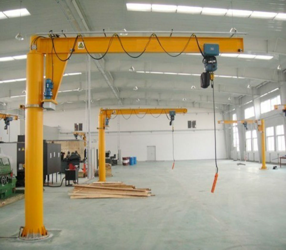 河南省桔子起重机械有限公司生产的悬臂吊好品牌值得信赖