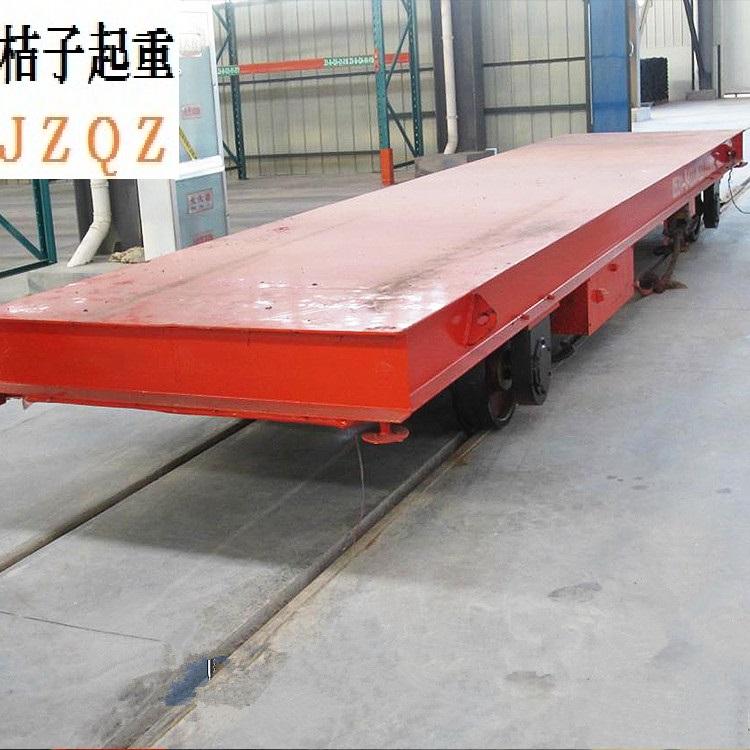 河南省桔子起重生产销售电动平车类型齐全发货快