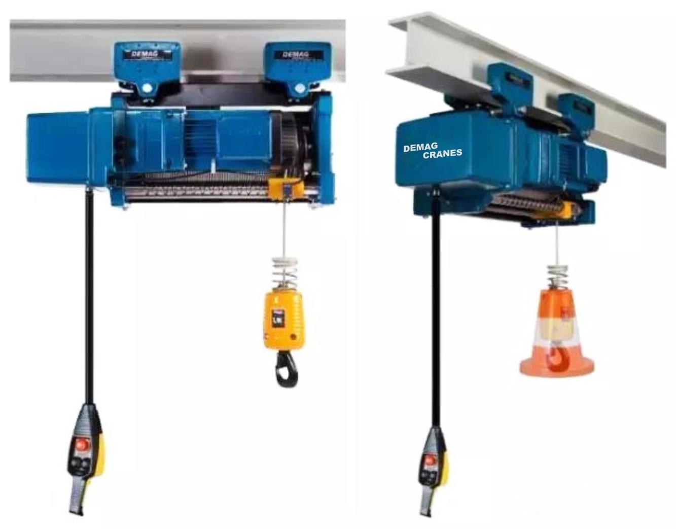欧式电动葫芦展示德马格起重机(惠州)有限公司