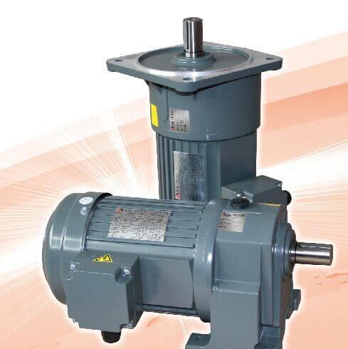 三相标准型(刹车)减速马达|齿轮减速电机|迈传减速机