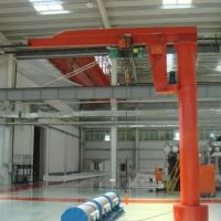 河南省桔子起重机械有限公司生产的悬臂吊专注好品质