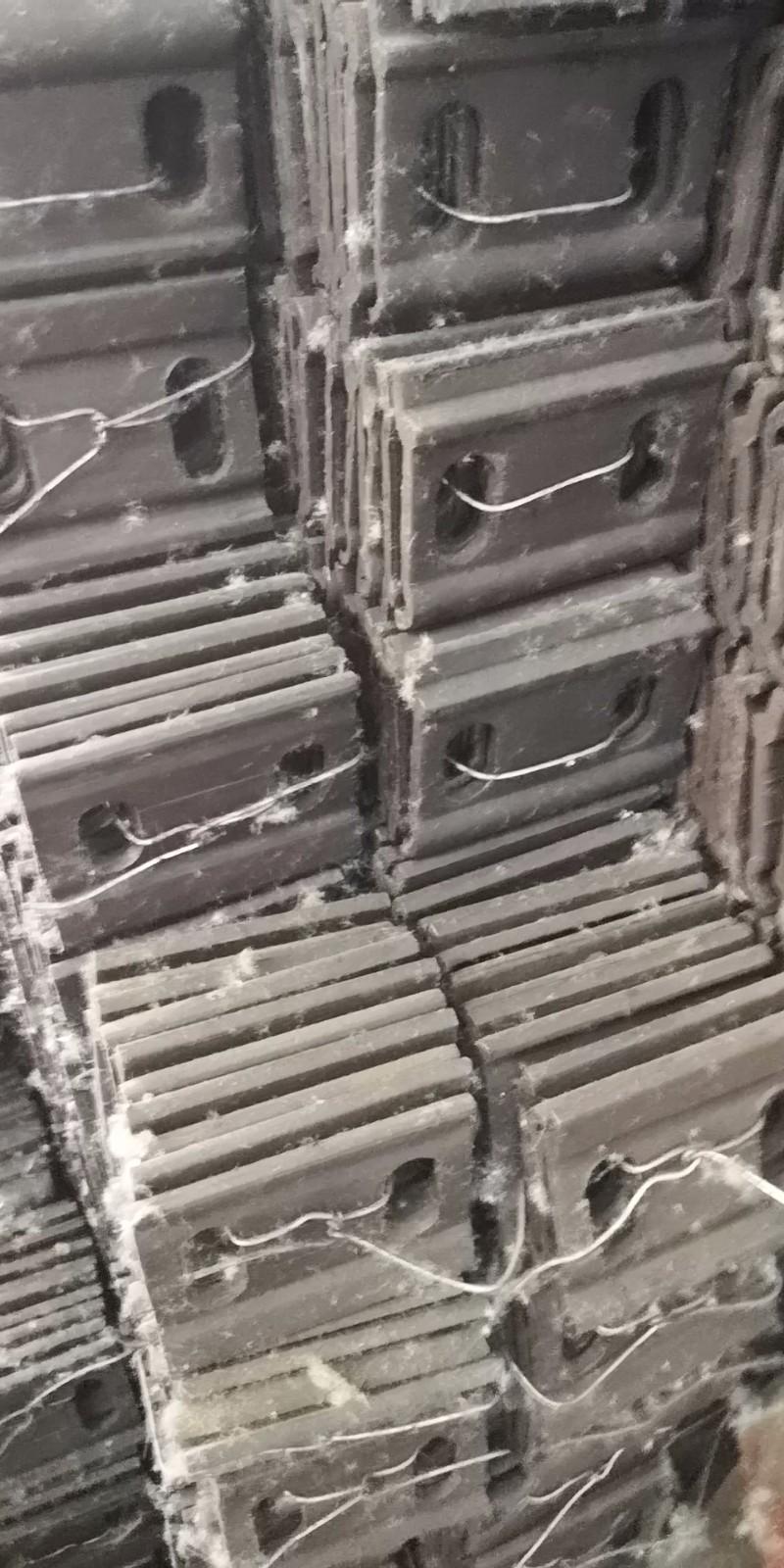 吊车轨道专用,WHXTG双孔压板长垣宏鑫工矿