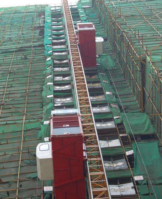 晋中专业销售施工升降机