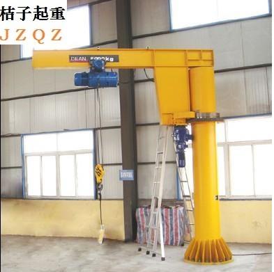 河南省桔子起重机械有限公司生产的悬臂吊是最佳的选择