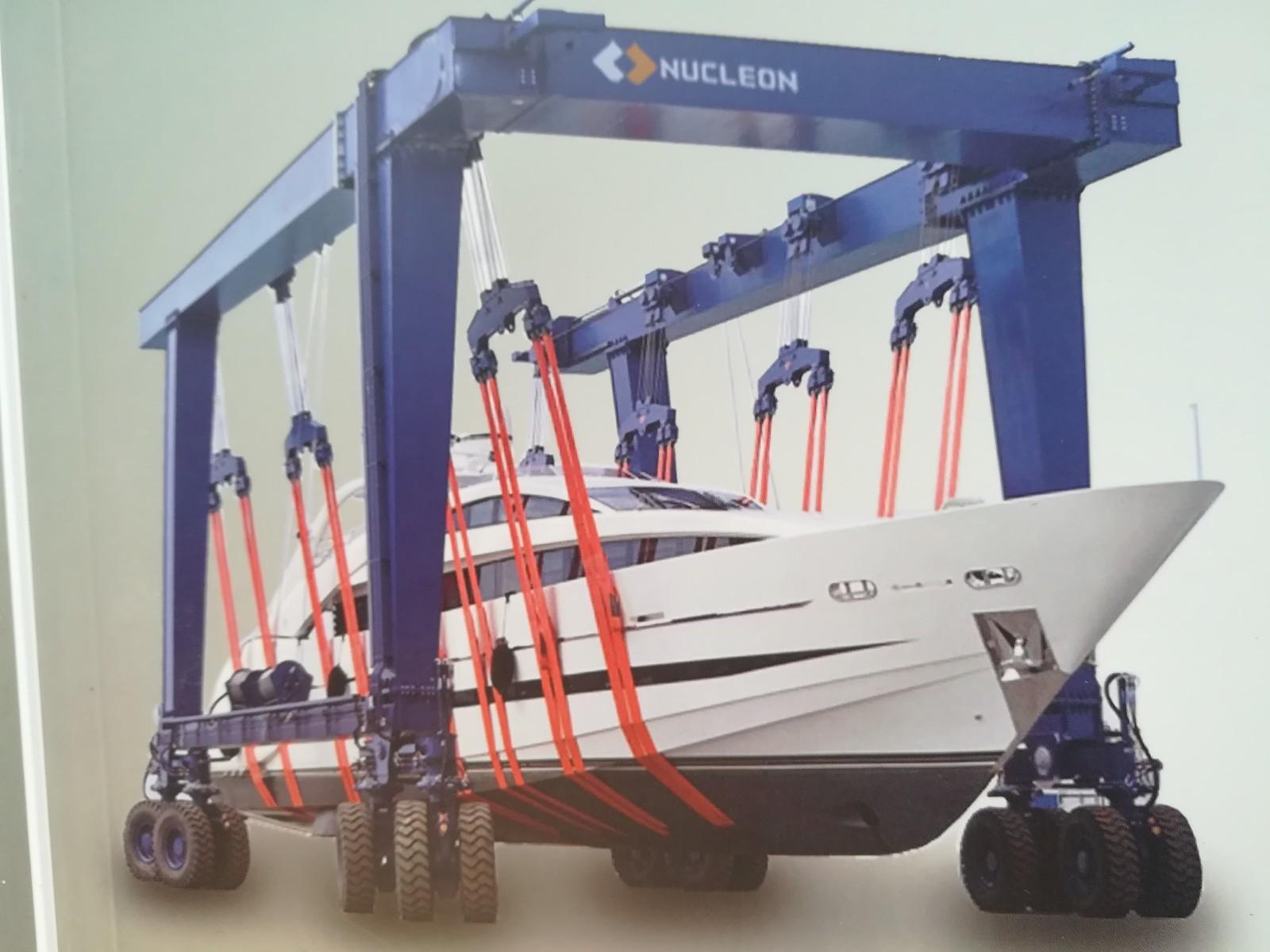沈阳托运轮船起重机