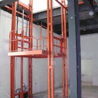 河南省桔子起重机械有限公司为您生产导轨货梯种类齐全