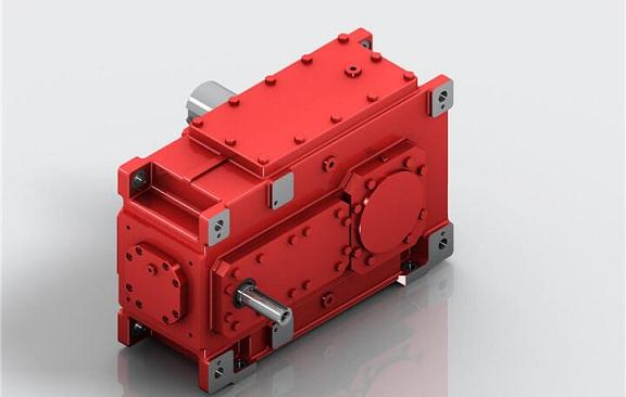大功率H/B工业齿轮箱,(平行/直角)齿轮箱减速机找迈传