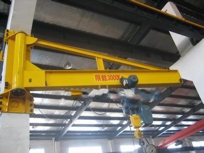 南京墙壁式悬臂吊