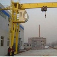 南京欧式单梁龙门起重机