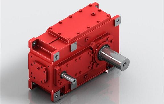 重载H/B工业齿轮箱,(平行/直角)齿轮箱减速机,迈传