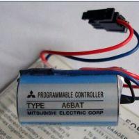天津三菱PLC锂电池触摸屏伺服锂电池MR-J3BAT
