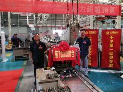 中国重汽:70万台变速箱总成下线,这仅仅是一个开始…