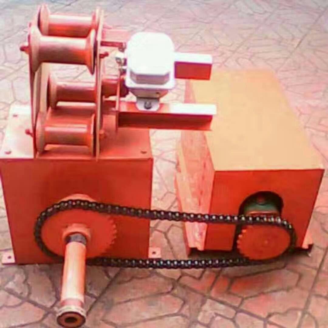 电动链盘式电缆卷筒