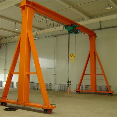 辽宁抚顺厂家制造移动龙门吊安装制造