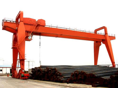 湖北鄂州起重機|鄂州廠家制造雙梁龍門吊質優價廉
