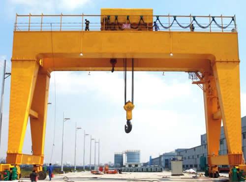 杭州萧山起重机|萧山厂家生产双主梁门式起重机