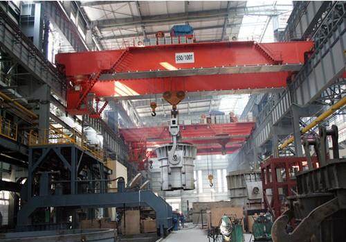 杭州萧山起重机|萧山生产制造双梁吊钩车间起重机