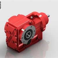 K斜齿轮直角减速机|螺旋锥齿轮减速机迈传轴输入减速机厂家直销