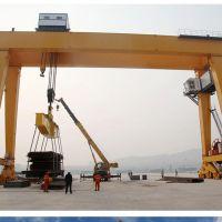 重庆10吨双梁吊钩门式起重机_质量保证