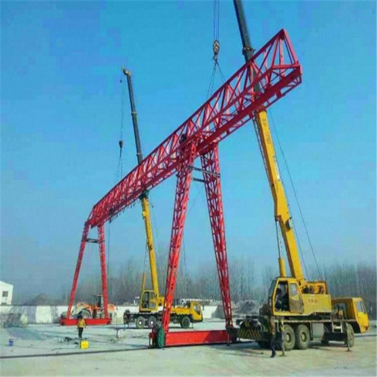 湖北鄂州起重機5噸龍門吊直銷商