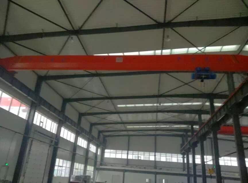 湖北鄂州起重机20吨行吊价格
