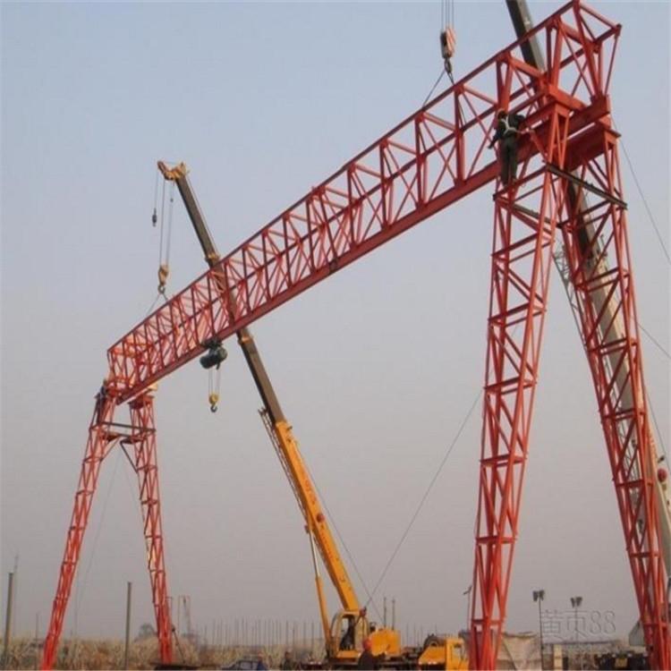 湖北鄂州起重机械设备龙门吊直销商