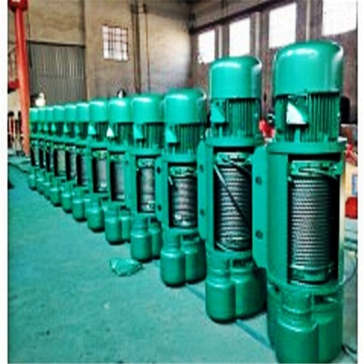 武汉起重机械设备 武汉电动葫芦性能稳定