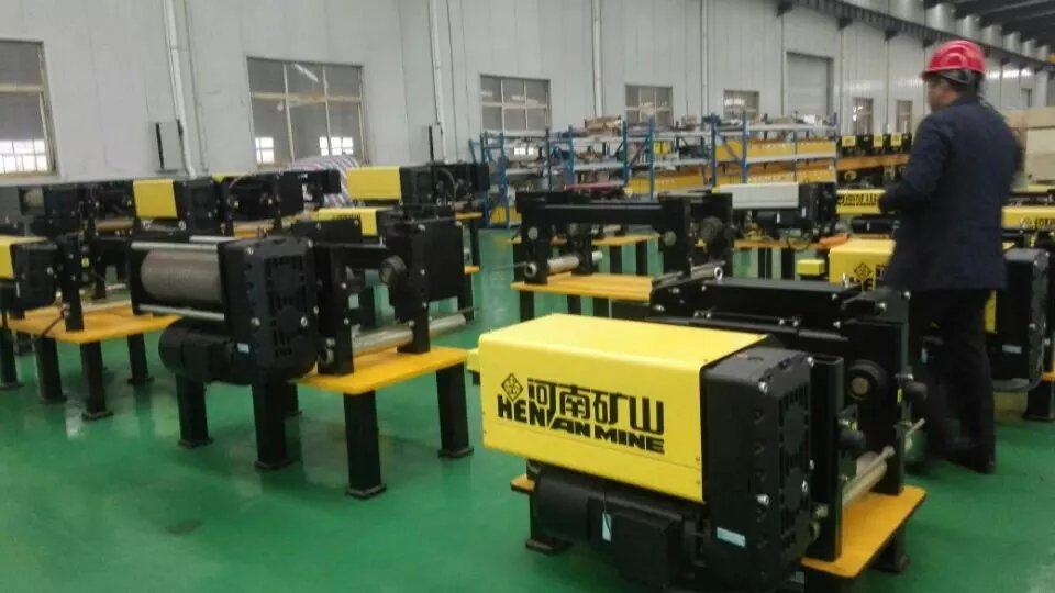 湖南湘潭起重机械设备 湘潭供应欧式电动葫芦质量保证