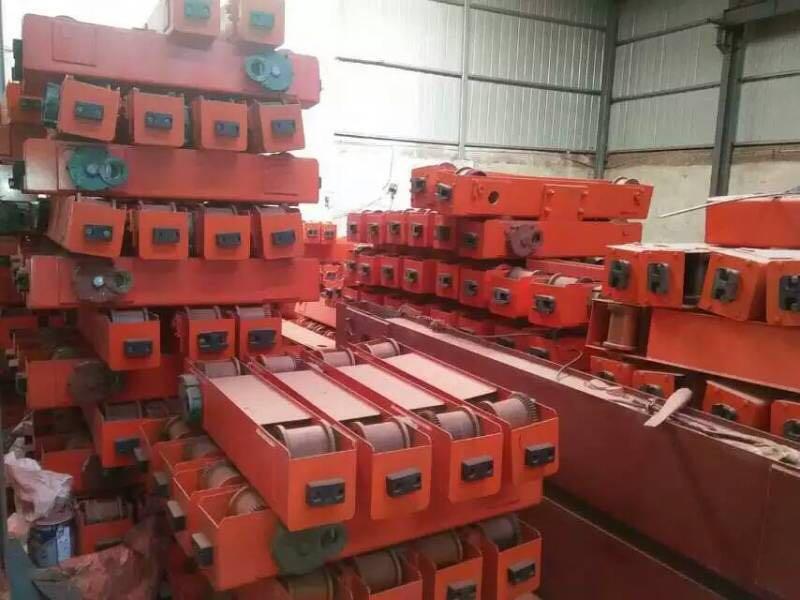 湖南湘潭起重机械设备 湘潭专业生产简易行车