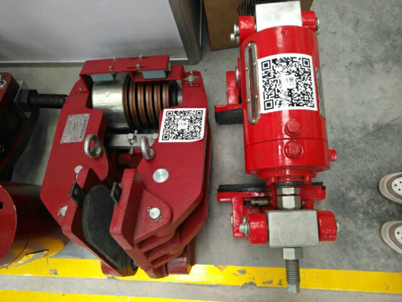 河南齐华电力液压轮边制动器 13460488520
