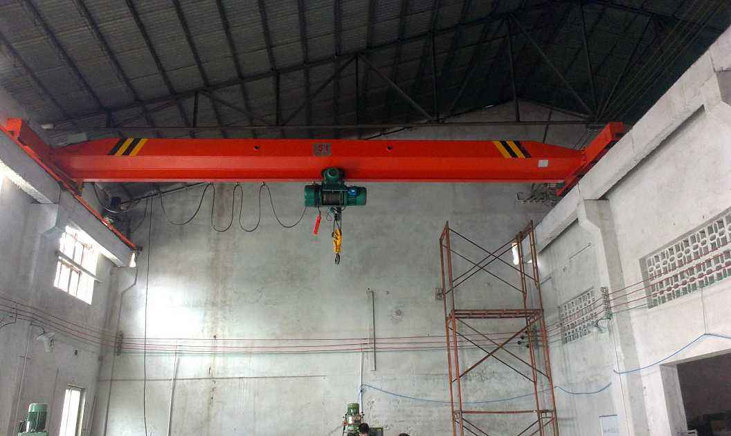齊齊哈爾起重機銷售訥河單梁起重機供應齊齊哈爾橋式起重機
