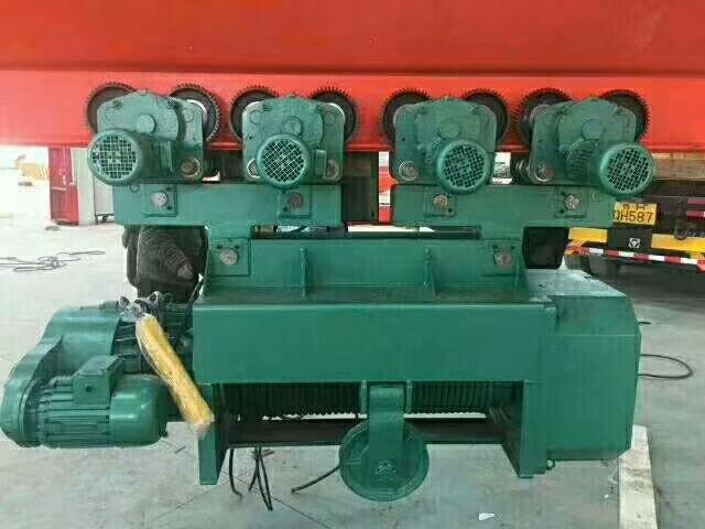 河南专业生产电动葫芦厂家河南恒起