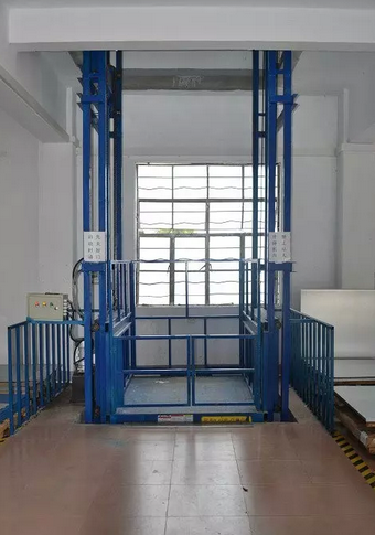 无锡安装销售导轨货梯