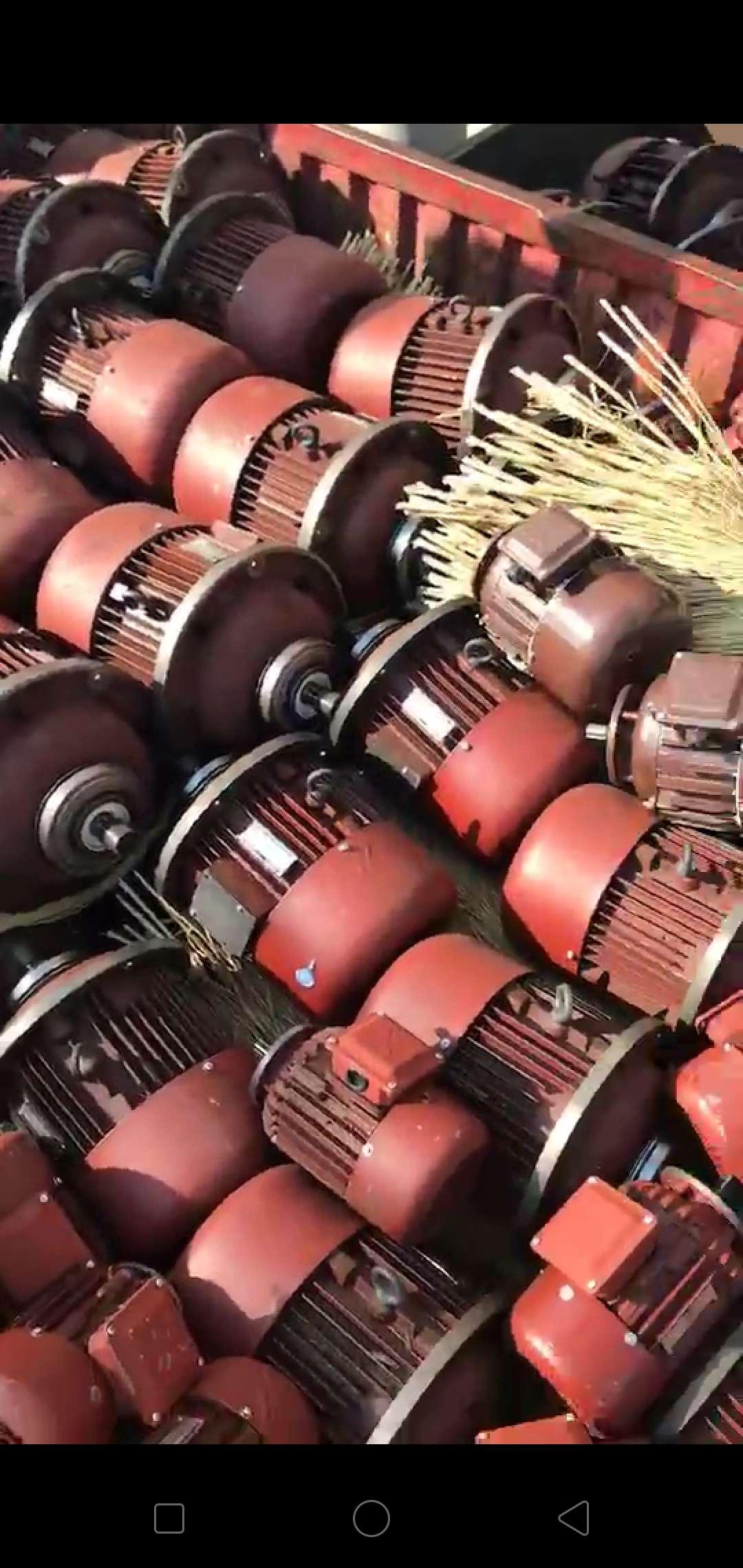 山西吕梁市电动葫芦主起升电机