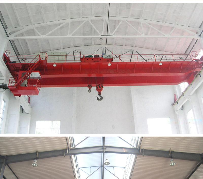 宜宾起重机-50/10t电动葫芦桥式起重机