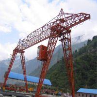 重庆江北区-MHH型电动葫芦门式起重机