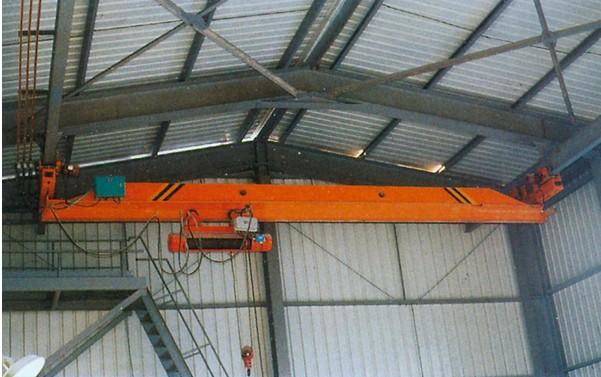 佛山专业生产电动单梁悬挂起重机