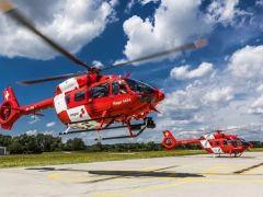 利勃海尔-宇航助力首架H145直升机交付Rega