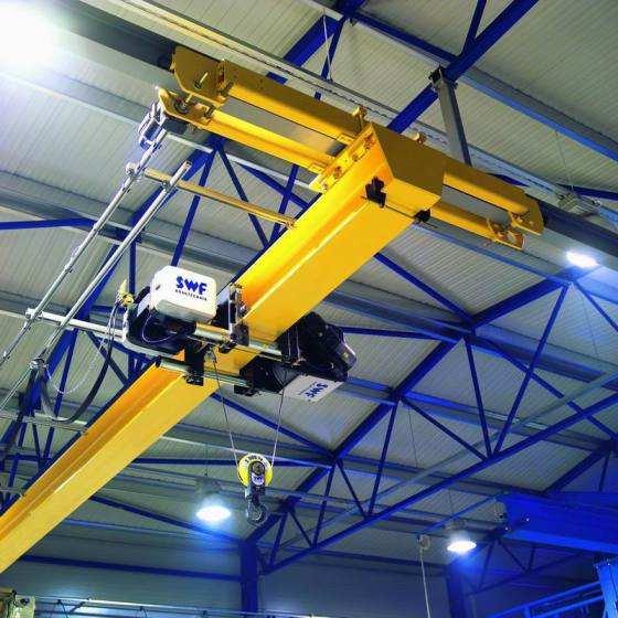 佛山销售各种0.5T-20T欧式起重机矿山厂家直销