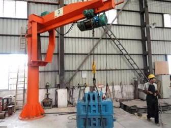 扬州旋臂吊设计生产