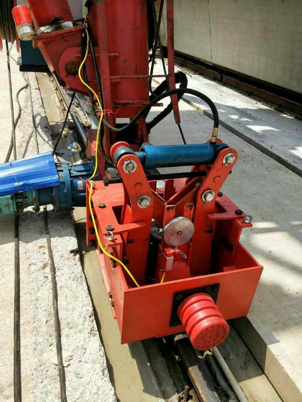 提梁机液压夹轨器HYTJ-120焦作13849390429