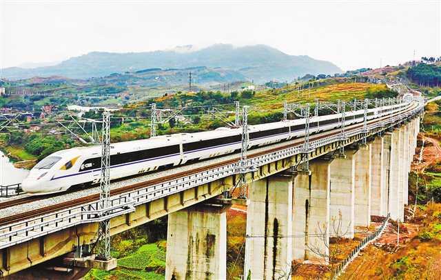 至2022年将开建6个铁路项目