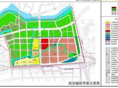 广州神山轨道交通装备产业园详细规划开始征询意见!