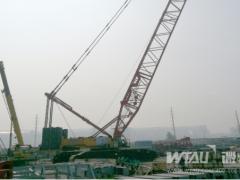 上海博强650T履带吊安全监控系统项目顺利通过验收!