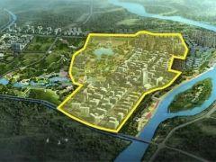 """丹灶新城将打造南海""""西客厅"""" 广佛里智慧慢城规划范围公布"""