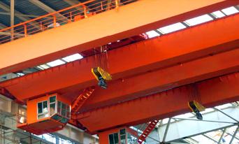 重慶1T-20電動雙梁橋式起重機維修保養