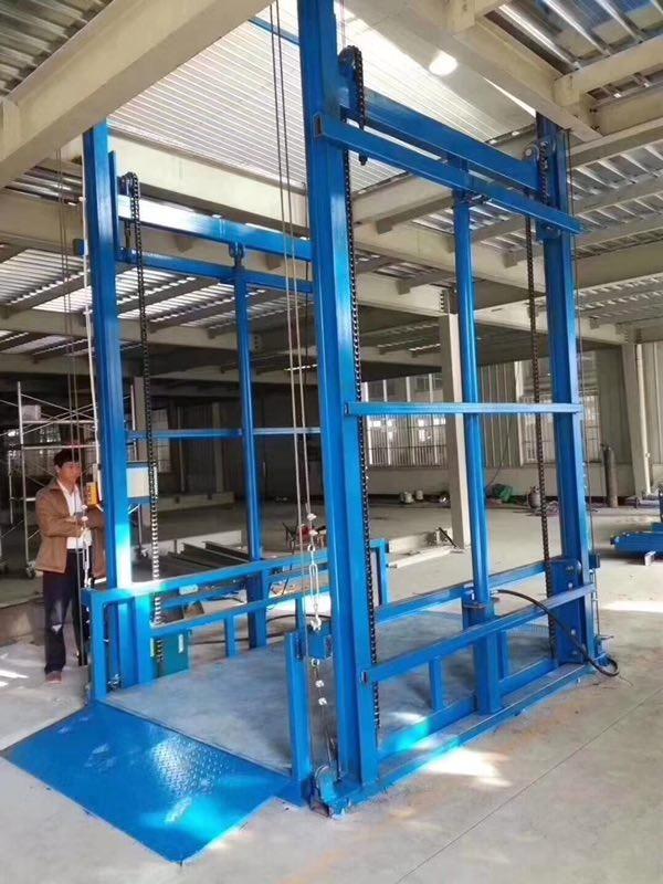 中山设计安装升降货梯