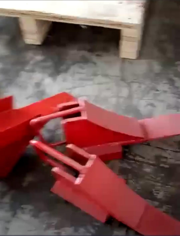 手动防风铁楔起重机专用优质生产厂家河南劲王